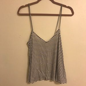 Urban Outfitters striped tank